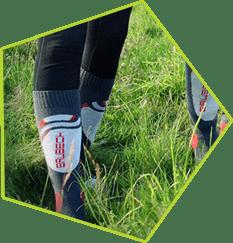 Brubeck Socks