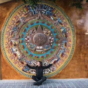 Mandala w Meksyku